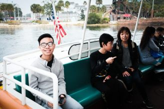 """""""Friendship Boat to EPCOT"""" Orlando, 2017"""