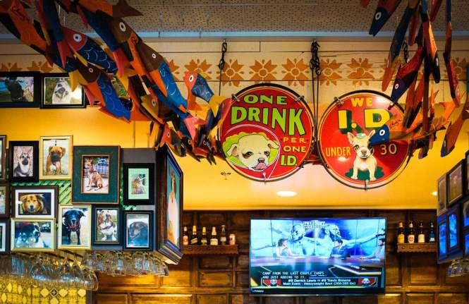 """'Bar Rules"""" Cedar Park, 2017"""