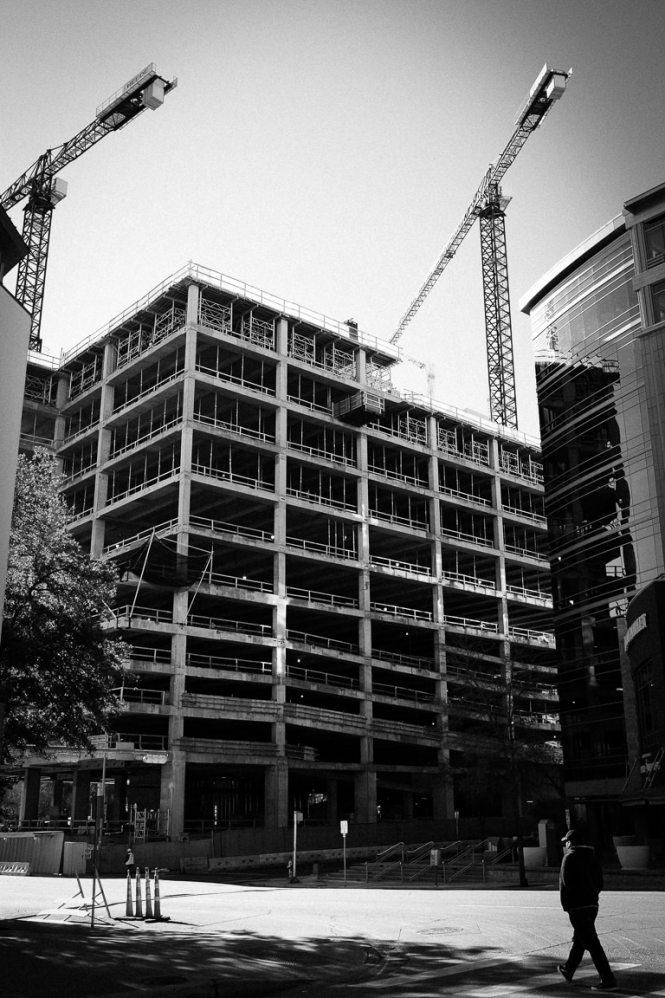 """""""Construction"""" Austin, 2017"""