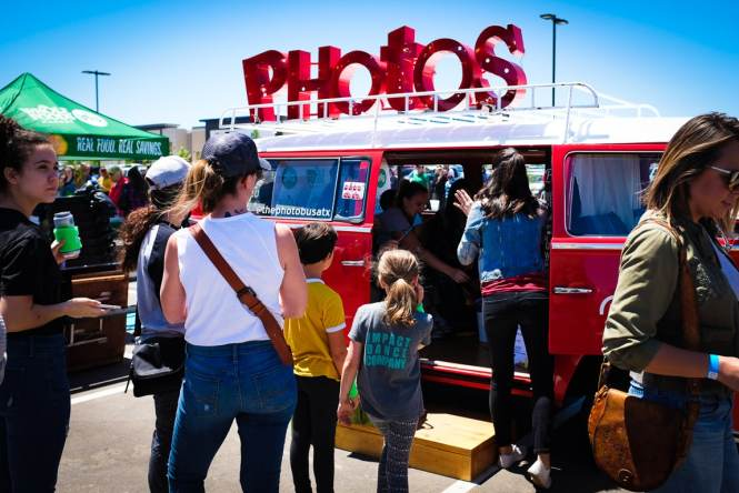 """Photobus"" Cedar Park, 2017"