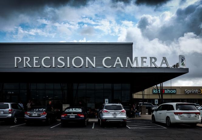 """Precision Camera"" Austin, 2017"