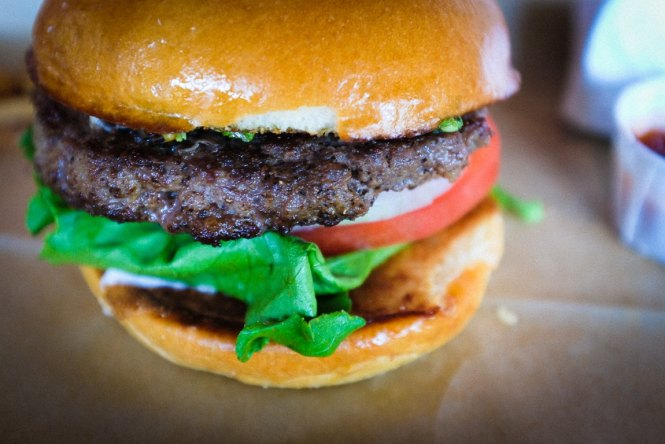 """Magic Mushroom Burger"" Austin, 2017"