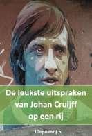 De leukste uitspraken van Johan Cruijff op een rij ⚽