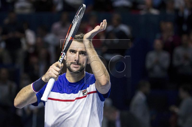 Tennis Basel 2021