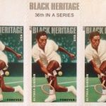 Celebrating Black History Month • Althea Gibson by Richard Evans (From The 10sballs.com Vault)