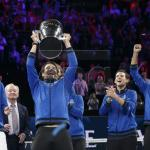 2019 LAVER CUP • Team Europe Wins As Zverev Clinches Decider Again