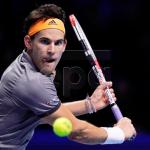 TennisBalls • Photo Gallery From The Nitto ATP Finals • Federer vs. Thiem