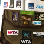 """Courts"" Magazine Looks Back At The ATP Men's Tennis Tours Logos Thru The Years"