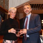 The Lawn Tennis Writers Awards Lunch 2019 Honors Judy Murray  By April Tod