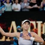 Australian Open Ladies Results • Muguruza Upsets No. 5 Seed Svitolina To Reach Final 16 • Singles | Doubles