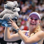 "Tennis Star Caroline ""Sunshine"" Wozniacki Retires At Australian Open • Photo Gallery"