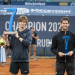 Rublev wins Thiem's own Tennis  tournament after  Besting the Austrian