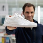 On Running and Roger Federer Introduce New Tennis Inspired Sneaker • THE ROGER