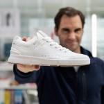 On Running and Roger Federer Introduce New Tennis Inspired Sneaker • THE ROGER