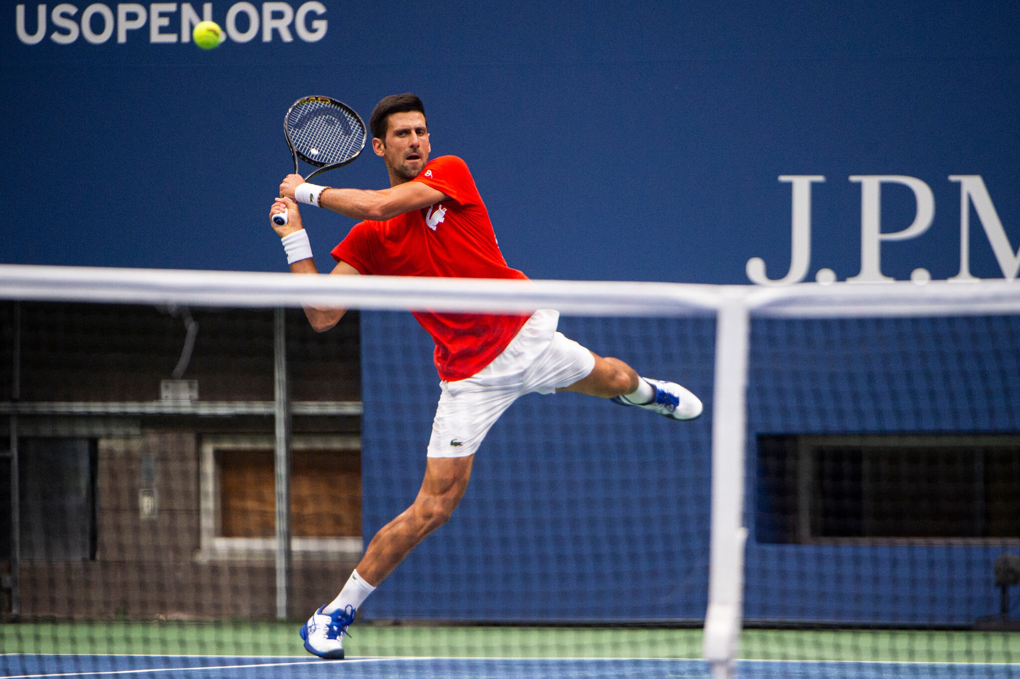 W&S Open: Djokovic advances to quarter-finals