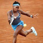 10sBalls Photos From Rome Tennis • Gauff, Shapovalov, Muguruza, Stephens, De Minaur, and Edmund