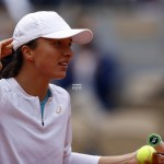 Polish Tennis Star • Iga Swiatek Emerges From The French Open • Photo Gallery