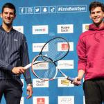 Djokovic, Thiem, Tsitsipas, Medvedev, and Rublev Part Of Vienna Tennis •  One Of Best-Ever 500-Point Events