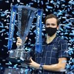 ATP Finals Championship Match Photo Gallery Day 8 • Medvedev vs. Thiem
