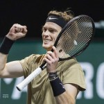 ABN AMRO World Tennis Tournament Finals Photo Gallery