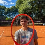"Noah Rubin's ""Behind The Racquet"" • With • Federico Coria 