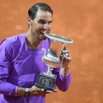 Italian Open Men's Singles Finals Tennis Trophy Gallery – Rafael Nadal Rules Rome!