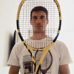 "Noah Rubin's ""Behind The Racquet"" with Facundo Bagnis • Tennis | 10sBalls"