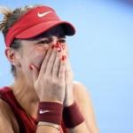Tokyo Olympic Tennis Photos  – Bencic, Carreno Busta, Djokovic, Vondrousova and More