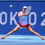 Tokyo 2020 – Day One Women's Singles Tennis Photos