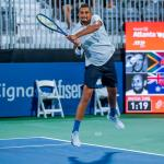 Ricky's Tennis Preview and Picks for Thursday in Atlanta: Isner, Sinner, Kyrgios, and More