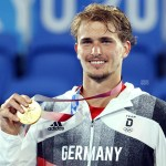 Olympic Medals Photo Gallery Starring Zverev, Rublev, Bencic, Pavlyuchenkova