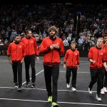 Team World seeks to Win on Day 2 of Laver Cup Tennis 2021