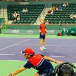 Frankie's Photos From Indian Wells California – Dimitrov vs. Hurkacs, Shapovalov/Bopanna vs. Rublev/Karatsev and More!