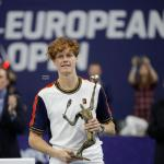 Sinner Improves Turin Standing With Antwerp Title, Karatsev Defeats Cilic in Moscow