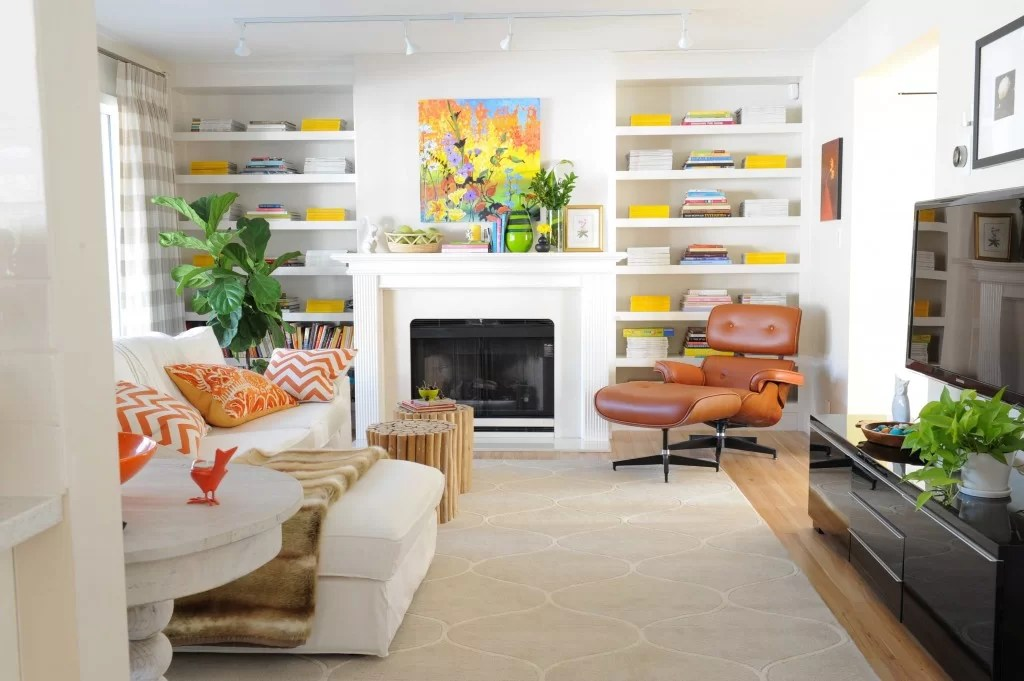 Maria Killam Living Room Ideas  How to decorate your living room  10 Stunning Homes