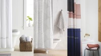 10 stylish shower curtains for a modern bathroom | 10 ...