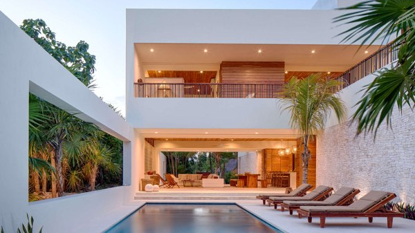 Casa Xixim Beautiful Beach House In Tulum Mexico