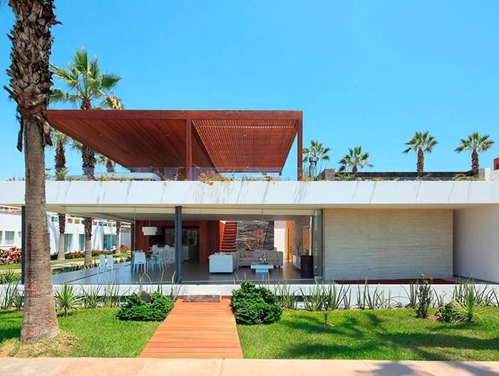 Casa P12 Stunning beach house near Lima Peru  10 Stunning Homes