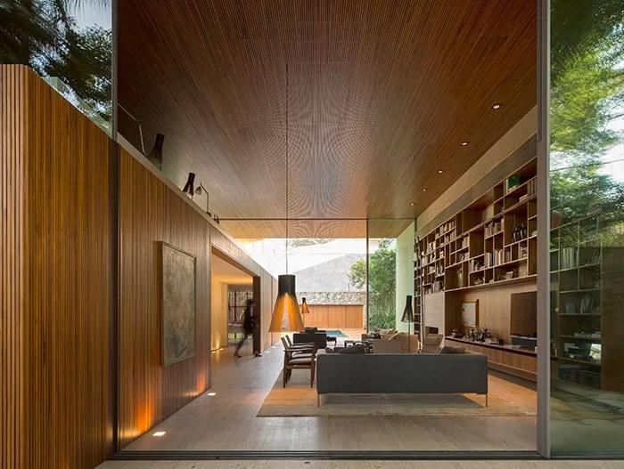 Tetris House A modern Brazilian home organized just like