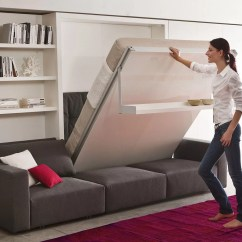 Small Sized Sofas Donate Sofa Free Pick Up These 10 Modern Murphy Beds Will Help You Maximize Space ...
