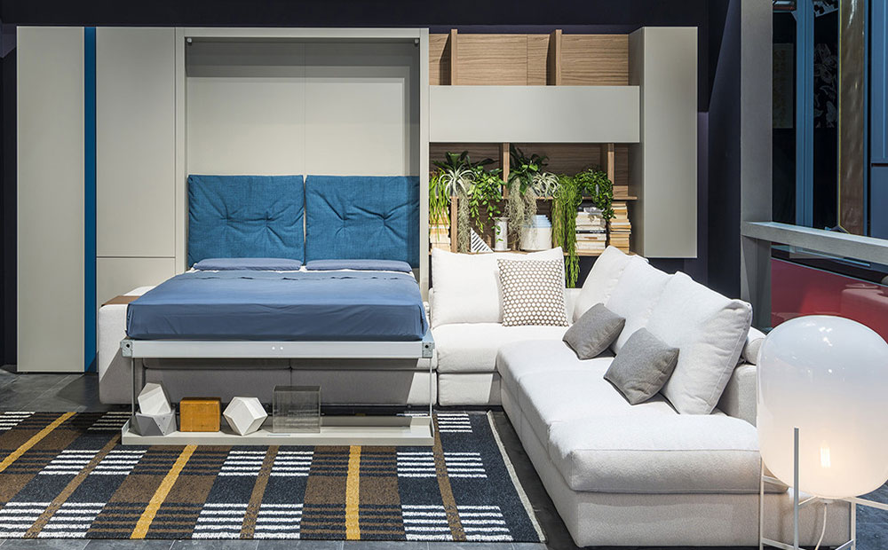 Small Modern Sectional Sofa