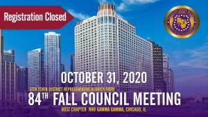 84th Fall Council
