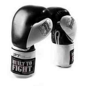 Built to Fight Boxing Gloves