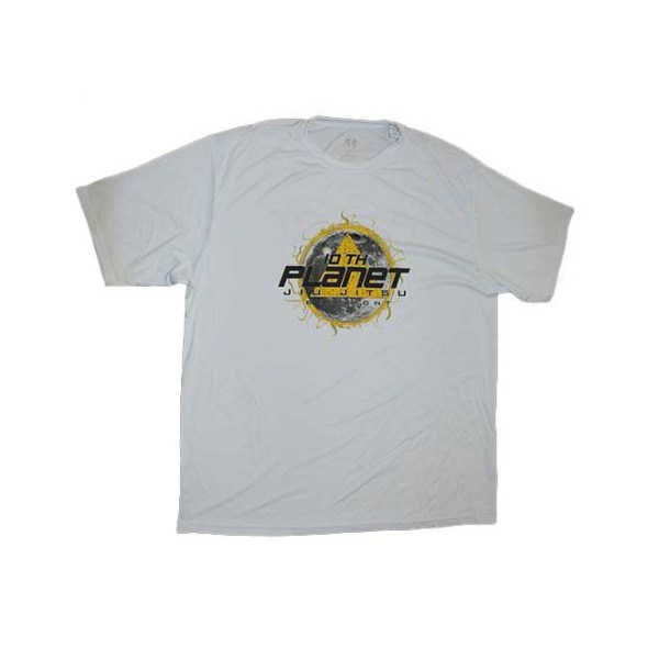 White Ranked T-shirt Street Wear 100% Polyester