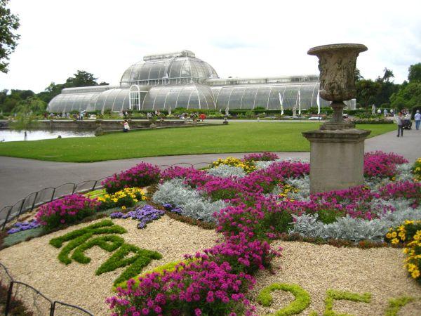 Royal Botanical Gardens, Kew, Richmond England