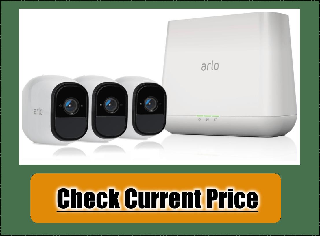 Best Wireless Security Camera System Under 300