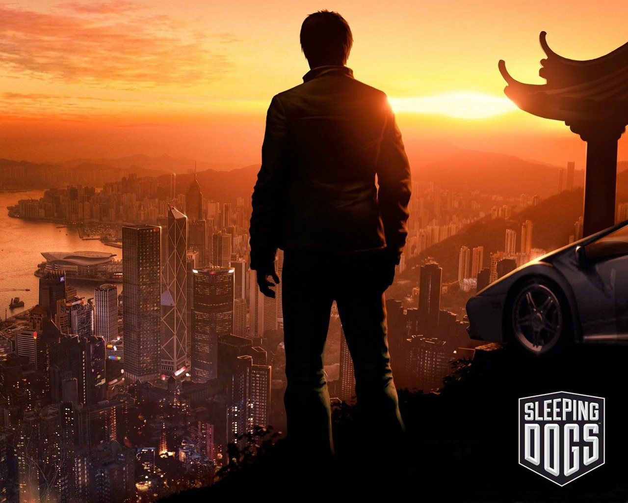 Fall Max Payne Hd Wallpapers Sleeping Dogs Game Sunset 2012 Popular Game Wallpapers