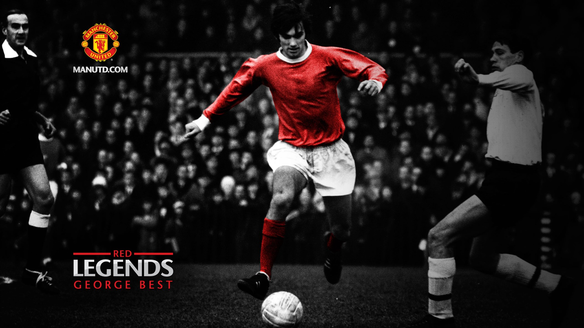Mark's, manchester city are one of the most successful clubs in english football. George Best-Red Legends-Manchester United wallpaper