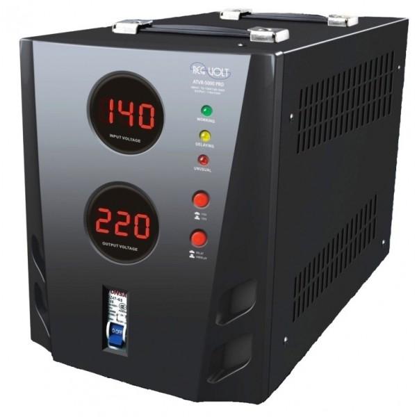 Seven Star 5000 Watt Deluxe Automatic Voltage Regulator