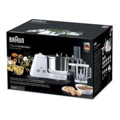 3 In 1 Kitchen Aid Tv Offer Braun Km 3050 Tributecollection Machine 220 Volts